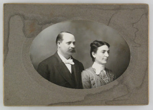My grandfather's parents